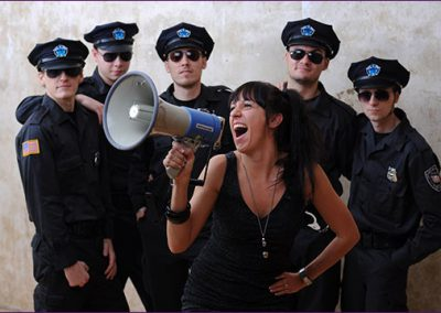 TELLeen & The Party Police
